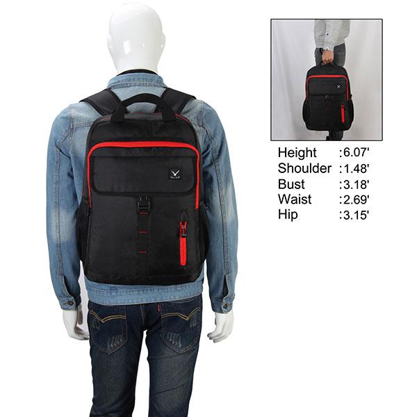 Рюкзак Hynes Eagle UFCBP0182907 Чёрный
