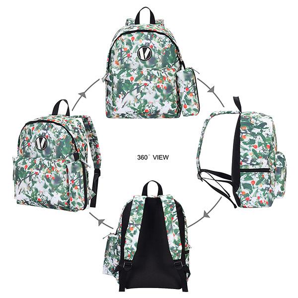 Рюкзак Veegul USTBP0220704 Зелёный