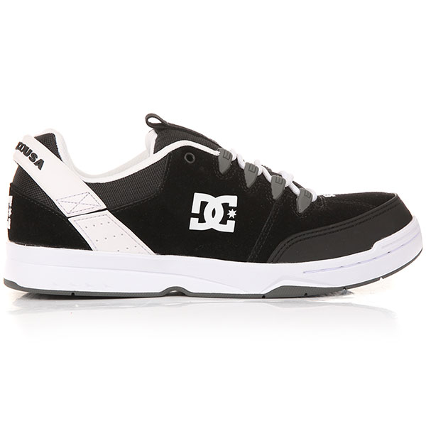 Кроссовки DC Syntax Black/Grey