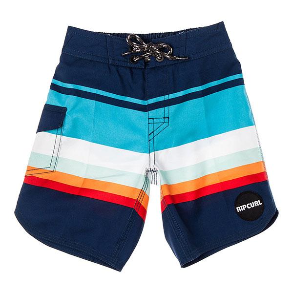 Шорты пляжные детские Rip Curl Goldenhour S/E Boardshort Grom Dark Blue