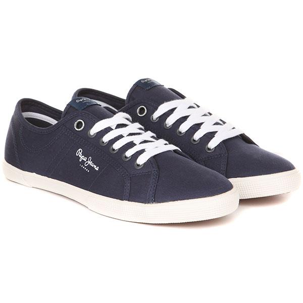 Кеды Pepe Jeans London Aberman 2.1 Синие