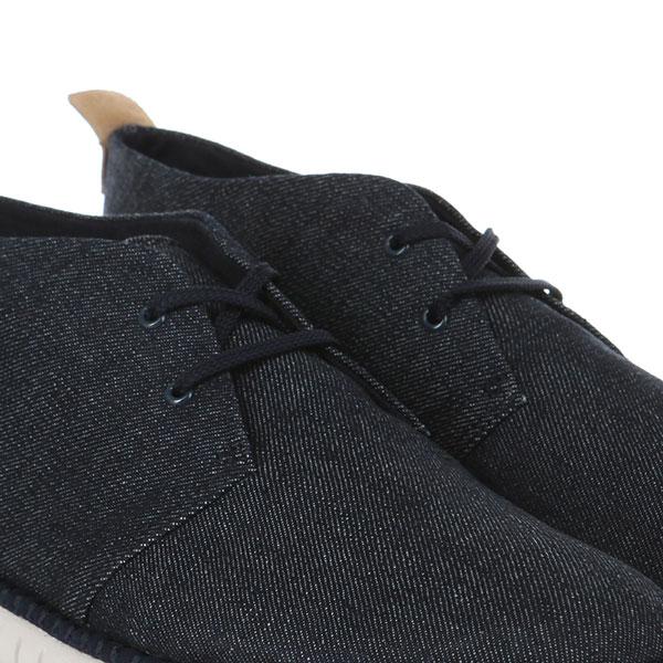 Ботинки Clarks Mzt Zest Синие