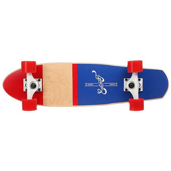 Скейт мини круизер Eastcoast Shelby 27 Nautica 7.25 x 27.25 (69.3 см)