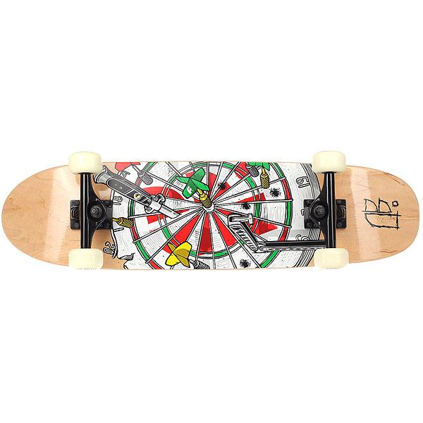 Скейт круизер Footwork Darts Cruiser Multicolor 7.87 x 30.8 (78.5 см)