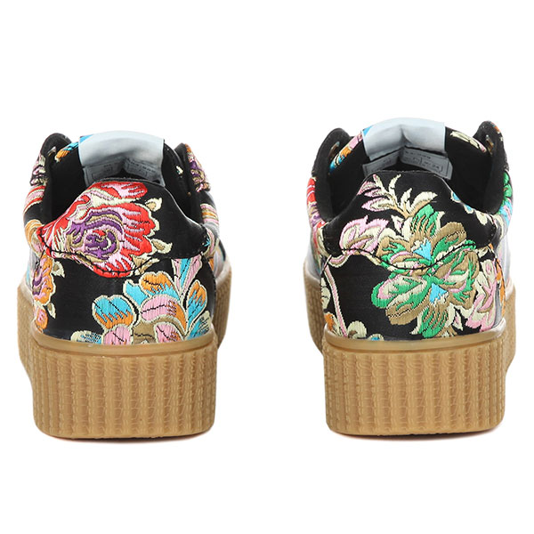 Кеды женские Pepe Jeans London Frida Orient Black