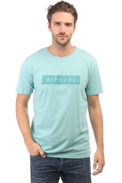 Футболка Rip Curl Undertow Logo Nile Blue