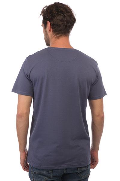 Футболка Rip Curl Modern Pocket Blue Indigo
