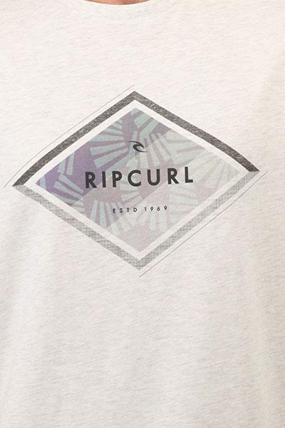 Футболка Rip Curl A-frame Beige Marle