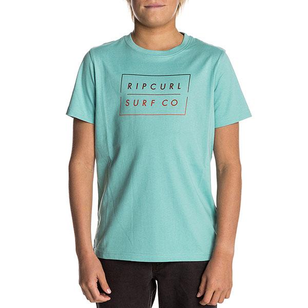 Футболка детская Rip Curl Undertow Logo Gradian Nile Blue