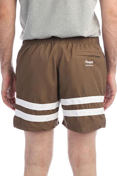 Шорты пляжные TrueSpin Board Shorts Brown