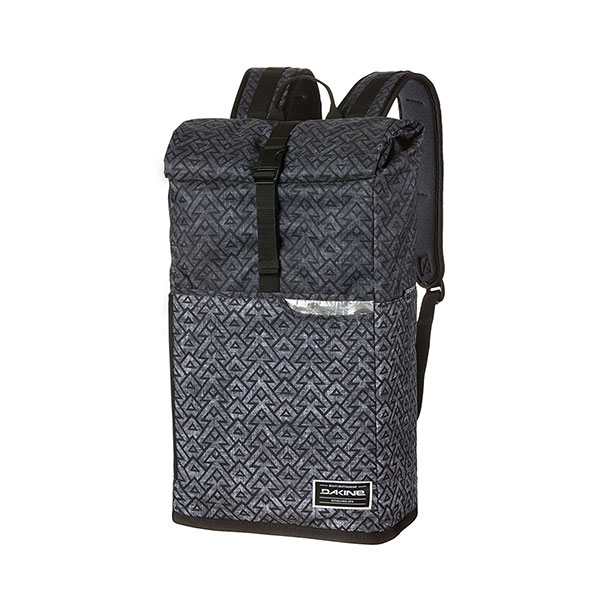 Рюкзак туристический Dakine Section Roll Top Wet/Dry 28 L Stacked