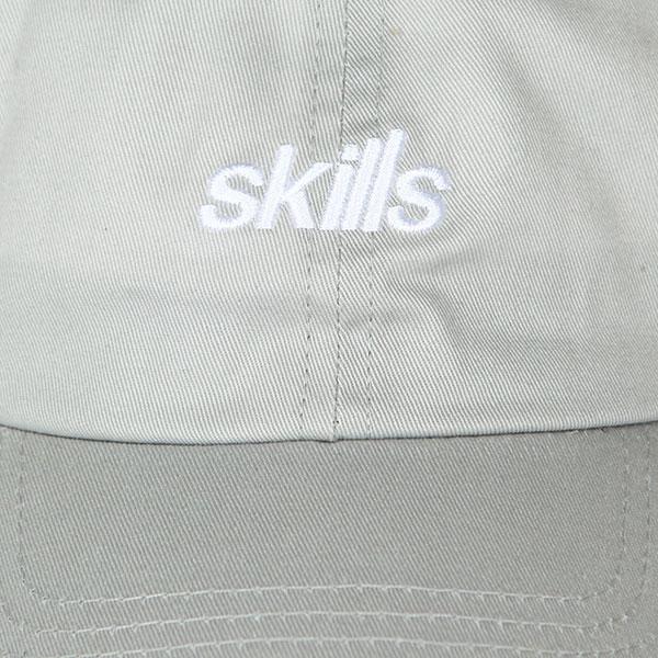 Бейсболка классическая Skills Fse-c2 Grey