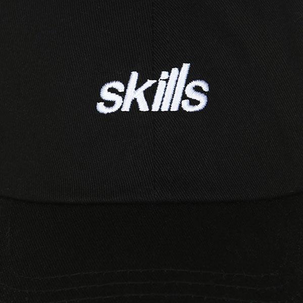 Бейсболка классическая Skills Fse-c2 Black