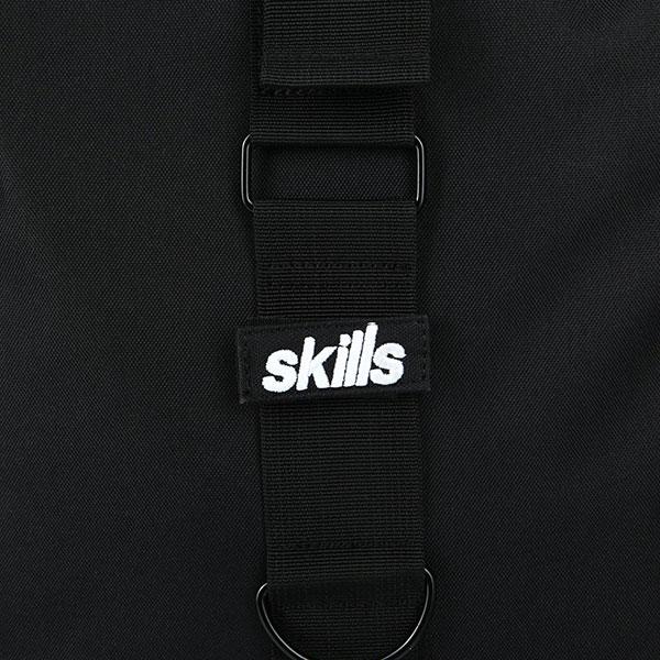 Рюкзак туристический Skills Phantom Rolltop Black