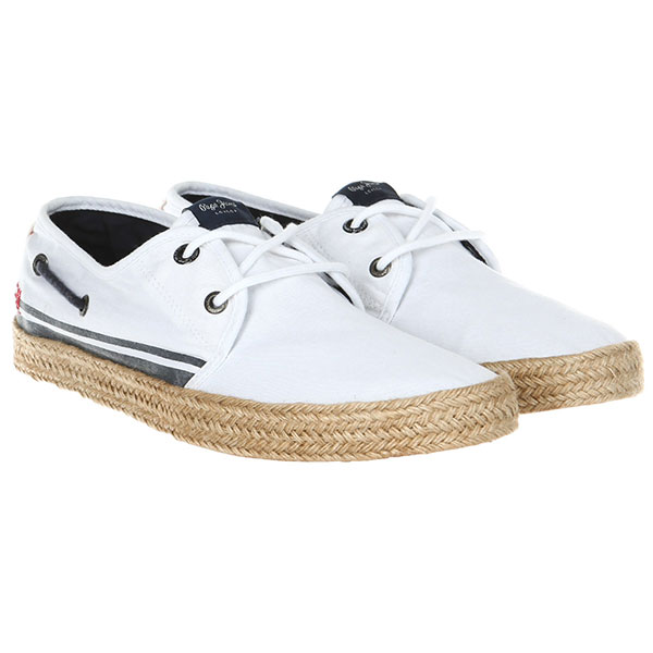 Кеды Pepe Jeans London SAILOR DECK CRUISE Бeлые