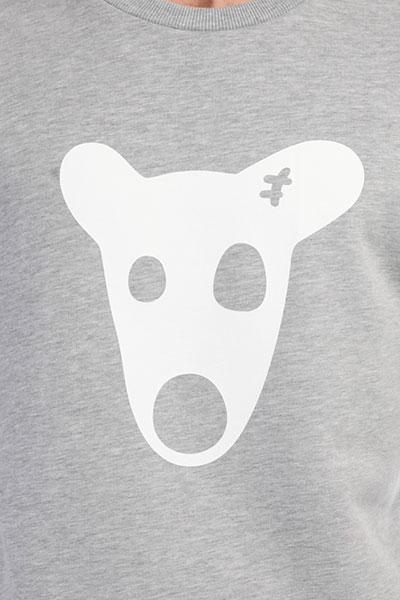 Свитшот VK.Com Серый