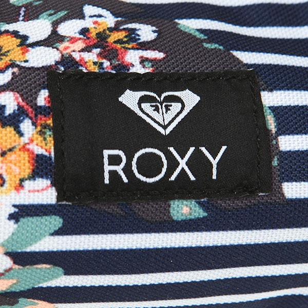 Пенал женский Roxy Off The Wall Charcoal Heather Flo