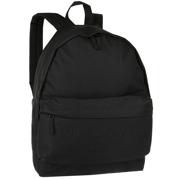Рюкзак городской Quiksilver Everydaypostemb Black