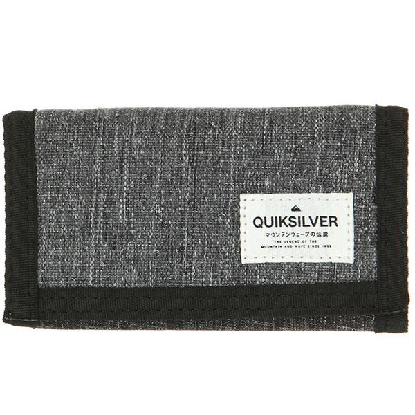 Кошелек Quiksilver Everywear Light Grey Heather