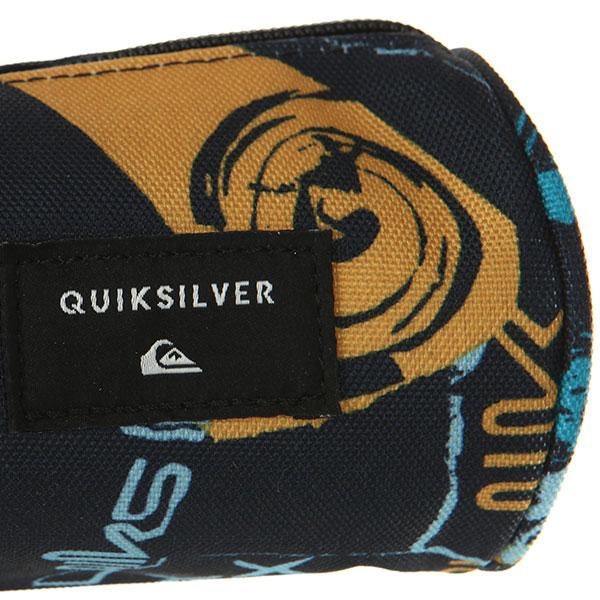 Пенал Quiksilver Penciloprint Navy Blazer