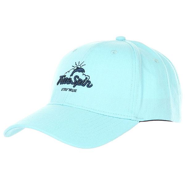 Бейсболка классическая TrueSpin Dolphins Sky Blue