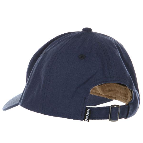 Бейсболка классическая TrueSpin Dolphins Dark Blue