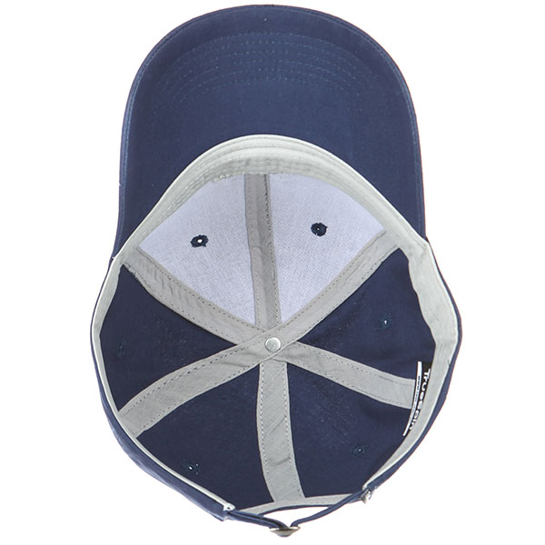 Бейсболка классическая TrueSpin College Trspn Rv Cap Blue