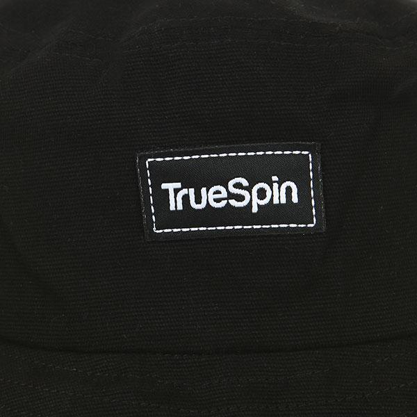 Панама TrueSpin Plain Buckets Black