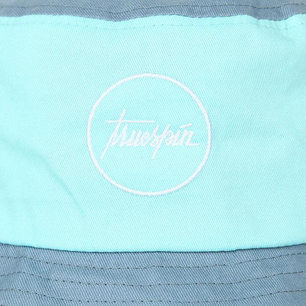 Панама TrueSpin Script Bucket Blue