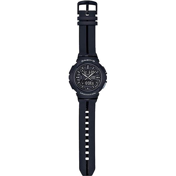 Электронные часы женские Casio G-Shock Baby-g bga-240bc-1a Black