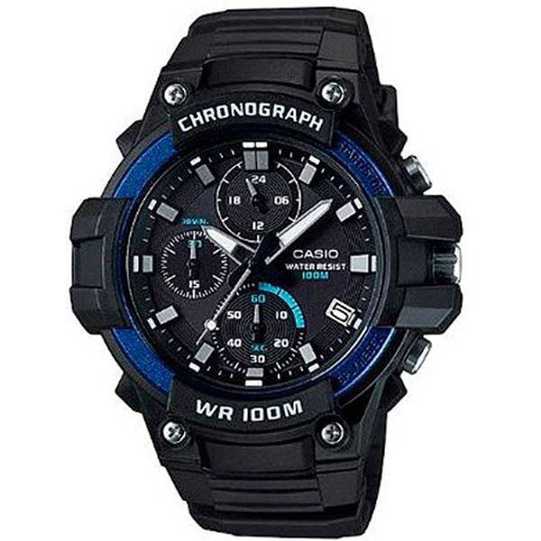 Электронные часы Casio Collection mcw-110h-2a Black