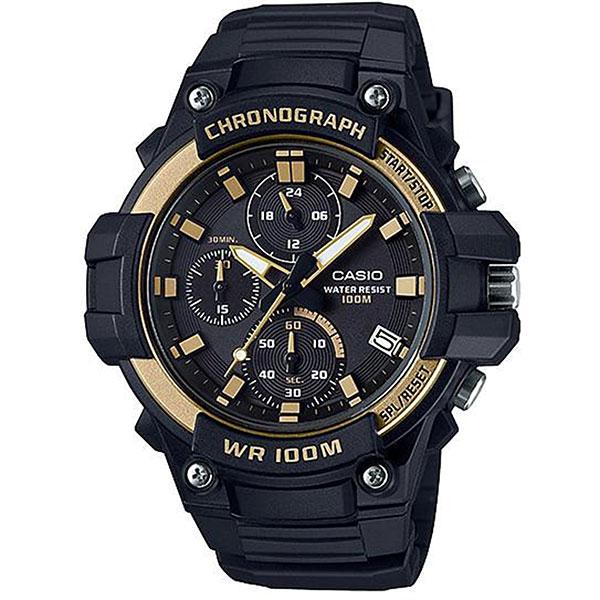 Электронные часы Casio Collection mcw-110h-9a Black