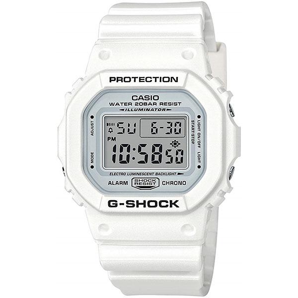 Электронные часы Casio G-Shock dw-5600mw-7e White