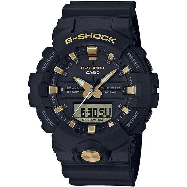 Электронные часы Casio G-Shock ga-810b-1a9 Black