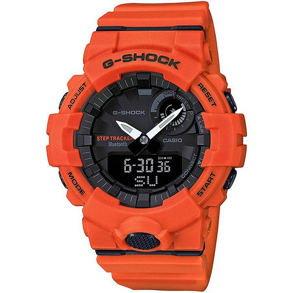 Электронные часы Casio G-Shock gba-800-4a Orange