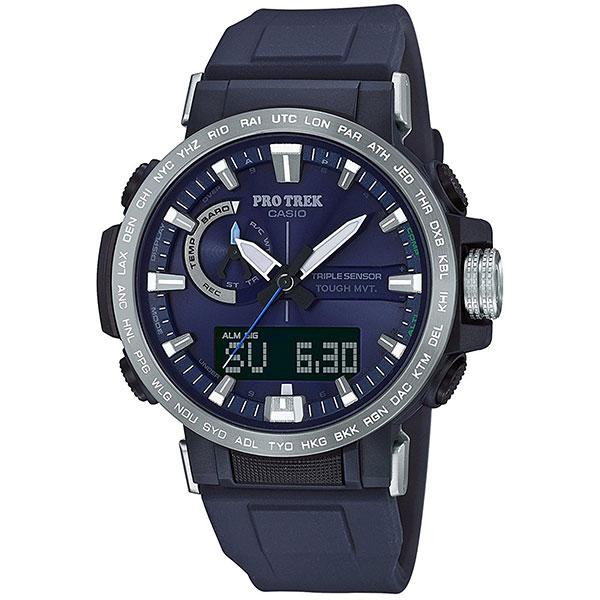 Электронные часы Casio Sport prw-60-2a Navy