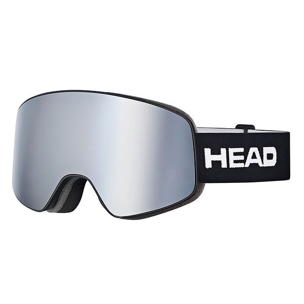 Маска для сноуборда Head Horizon Fmr Unisex Silver Black