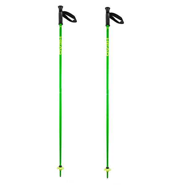Лыжные палки Head Kore One Piece 18 Mm 120 Green