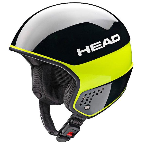 Шлем для сноуборда Head Stivot Race Carbon Fis Black/Lime