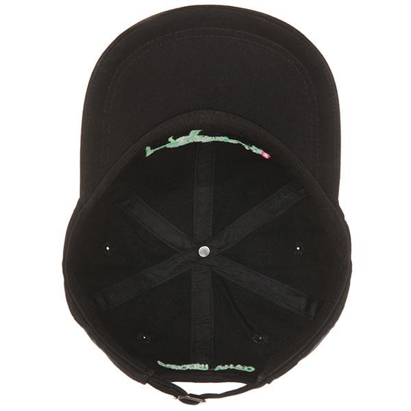 Бейсболка классическая 1/6 Glower Power Black