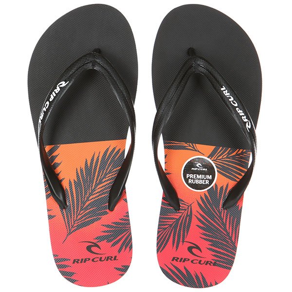 Вьетнамки Rip Curl Mirage Black/Orange
