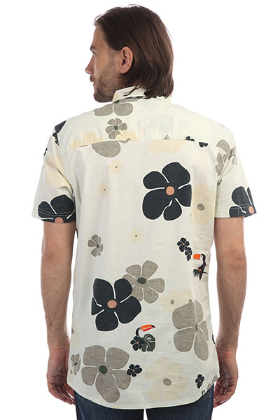 Рубашка Rip Curl Tropicool Light Gray