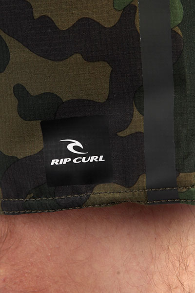 "Шорты пляжные Rip Curl Mirage Seaforce 19"" Dark Olive"