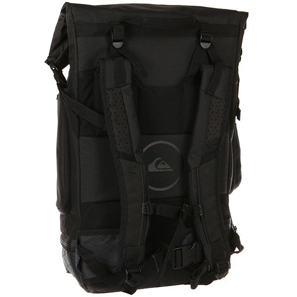 Рюкзак туристический QUIKSILVER Capitaine Black