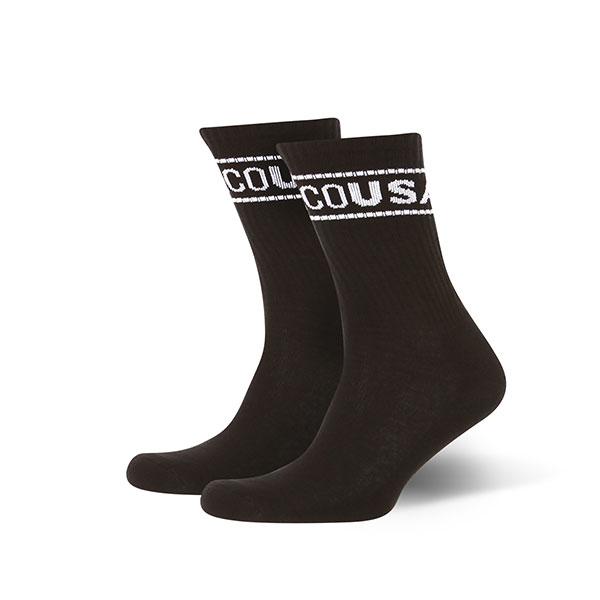 Носки средние DC Shoes Sock It Black