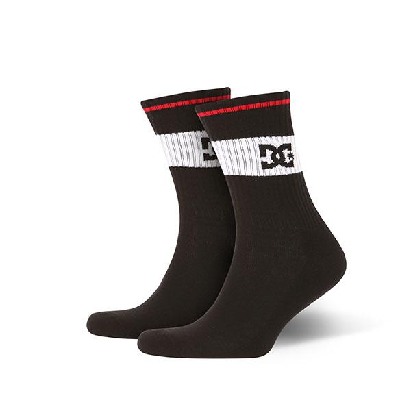Носки средние DC Shoes To Me Black