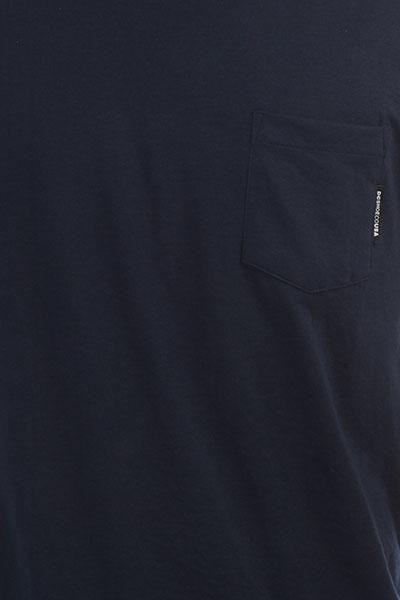Футболка DC Basic Pocket Te Black Iris