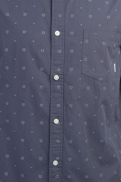 Рубашка QUIKSILVER Kamanoass Vintage Indigo Kaman