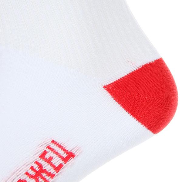 Носки Запорожец Футбол 2018 Белый/Красный