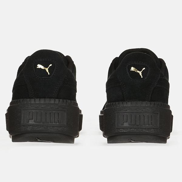 Кеды женские Puma Platform Trace Black